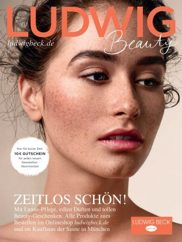 LUDWIG Beauty Herbst / Winter 2016