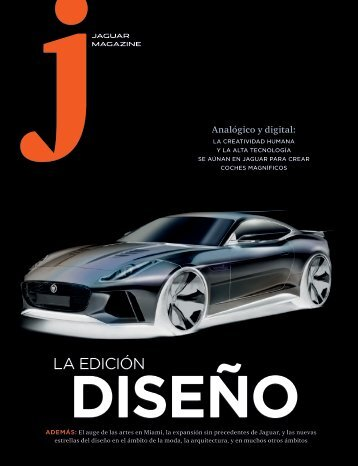 Jaguar Magazine DESIGN – Spanish