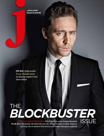 Jaguar Magazine BLOCKBUSTER – English