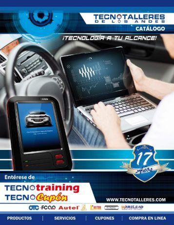 Catálogo Tecnotalleres 2015