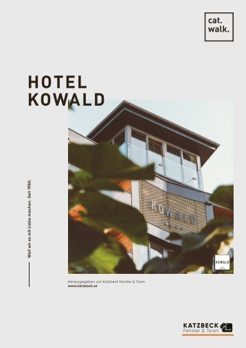 CatWalk-03-Hotel Kowald