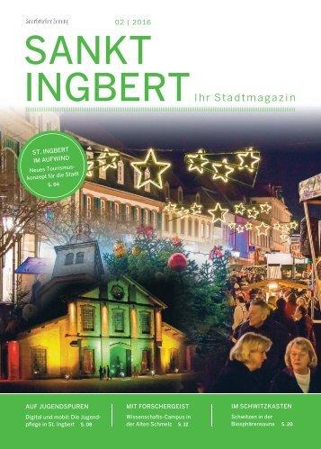 Stadtmagazin St.Ingbert 02 | 2016