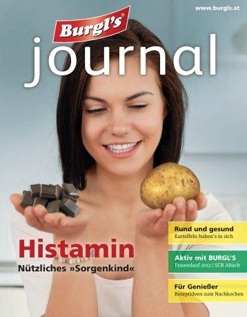 Burgl's Journal 2/2012