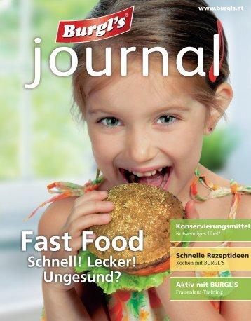 Burgl's Journal 1/2015