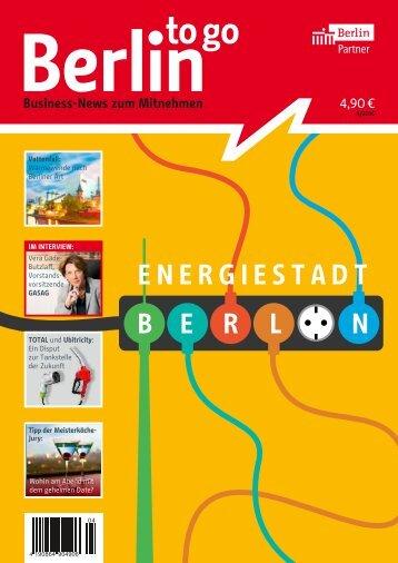 Berlin to go, Ausgabe 4.2016