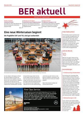 BER aktuell 12/2016
