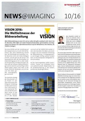 Newsletter | DE | 2016-10