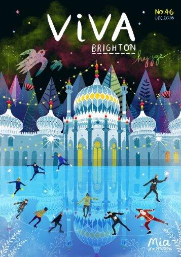 Viva Brighton Issue #46 December 2016