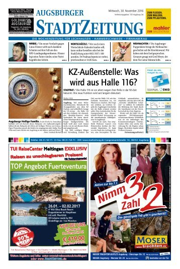 103 Augsburg - Ost 30.11.2016