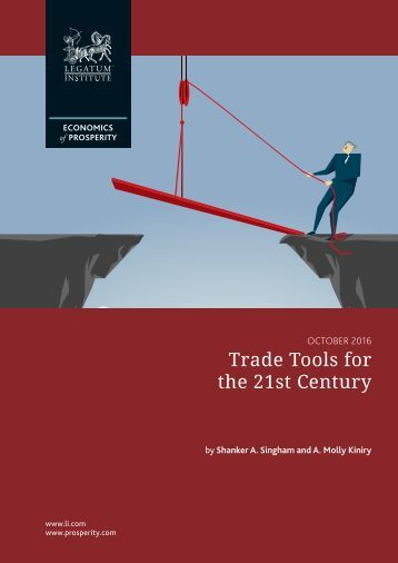 Trade Tools for the 21st Century