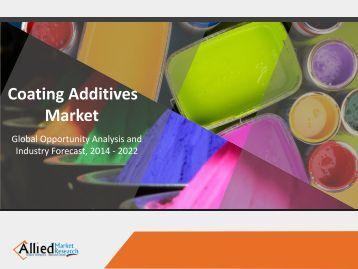 Coating Additives Market