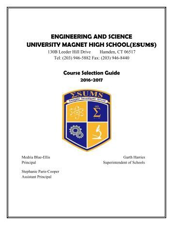ENGINEERING AND SCIENCE UNIVERSITY MAGNET HIGH SCHOOL(ESUMS)