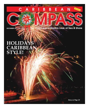 Caribbean Compass Yachting Magazine December 2016
