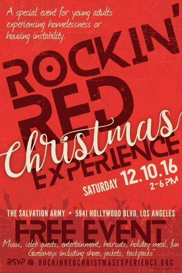 Rockin' Red Christmas Experience