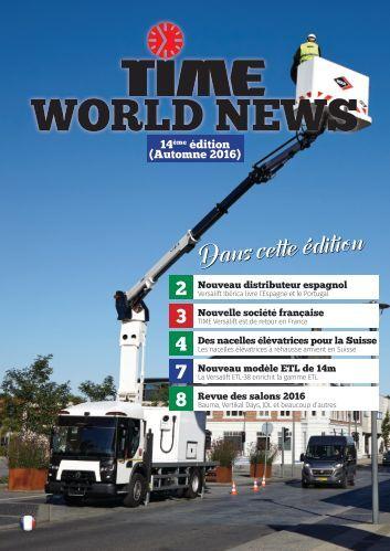 Time World News (14ème édition)