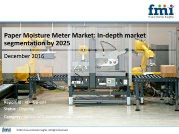 Paper Moisture Meter Market..