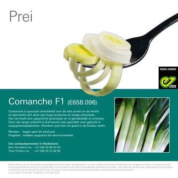 Leaflet Prei Comanche 2016