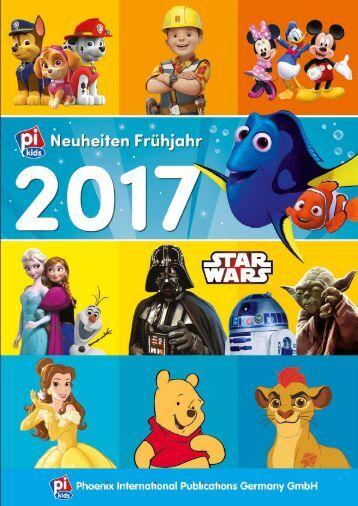 pikids Neuheiten Frühjahr 2017