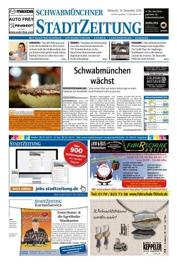 112 Schwabmünchen 14.12.2016