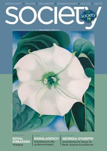 SOCIETY Magazin/Ausgabe 370