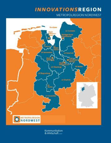 Innovationsregion Metropolregion Nordwest