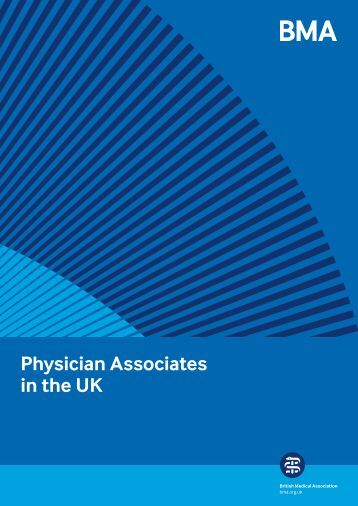 Physician Associates in the UK