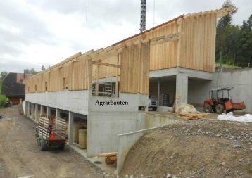 Egli & Reusser GmbH | Agrarbauten