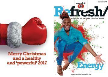 Refresh magazine december 2016 UK