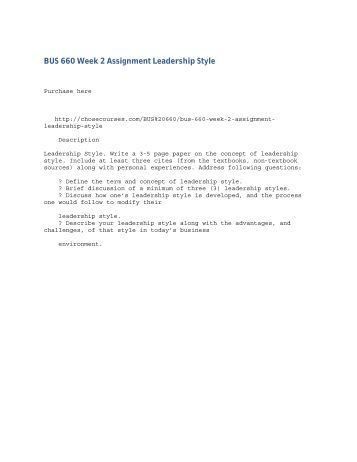 Leadership assignment essay for scholarship