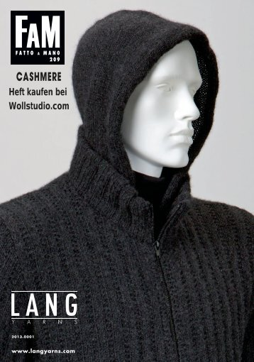 Fatto a Mano 209 Cashmere Lang Yarns