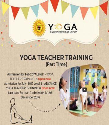 Yoga Teacher Training Program Melbourne Australia (Part Time)