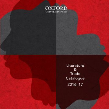 Literature & Trade Catalogue 2016–17