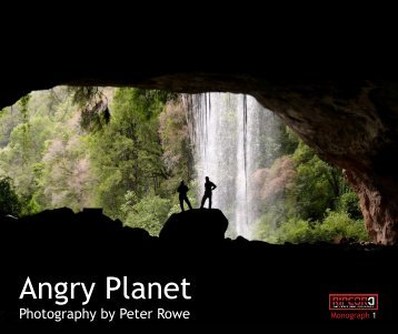 RAJ Monograph 1 Angry Planet by Peter Rowe