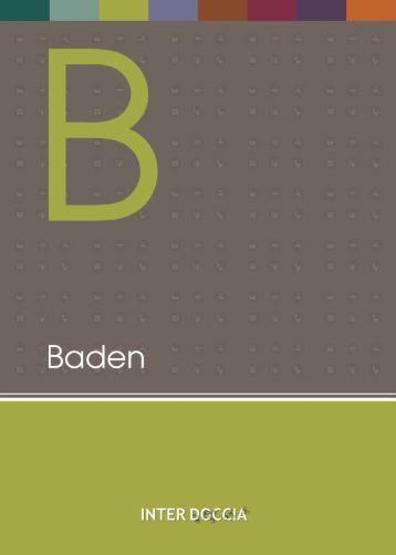 InterDoccia catalog 2017 - Baden