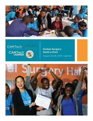 Global Surgery Hack-a-thon