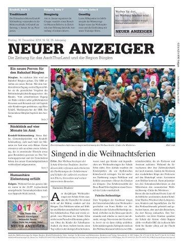 Neuer Anzeiger 30 Dezember 2016