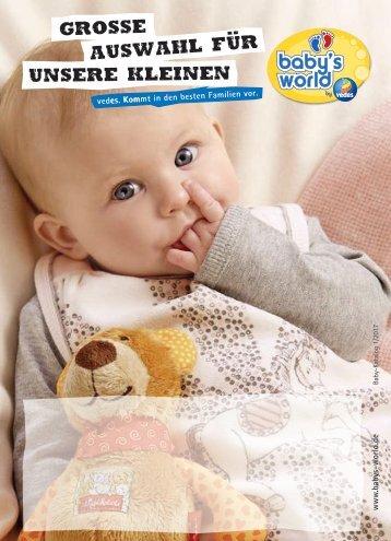 Baby's World Katalog 2017 | BK17