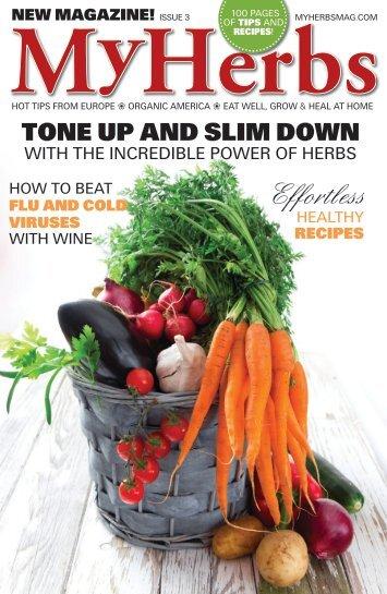 My Herbs Magazine 3