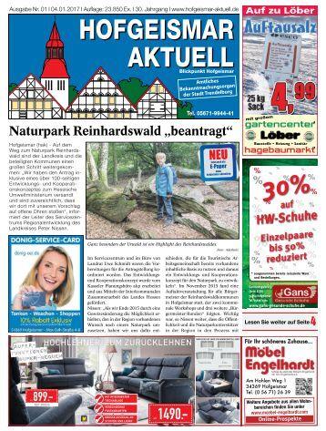 Hofgeismar Aktuell 2017 KW 01