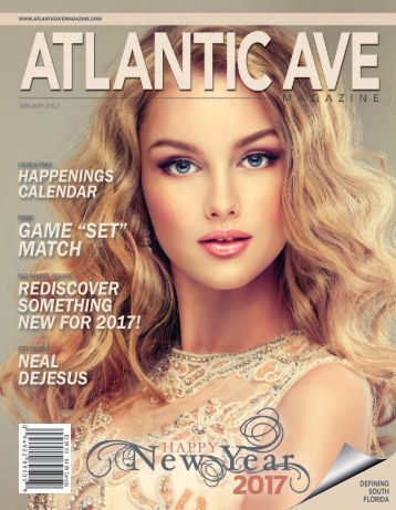 Atlantic Ave Magazine - January 2017 Issue