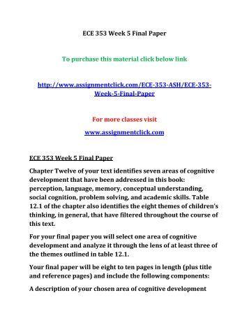 ASH ECE 353 Week 5 Final Paper