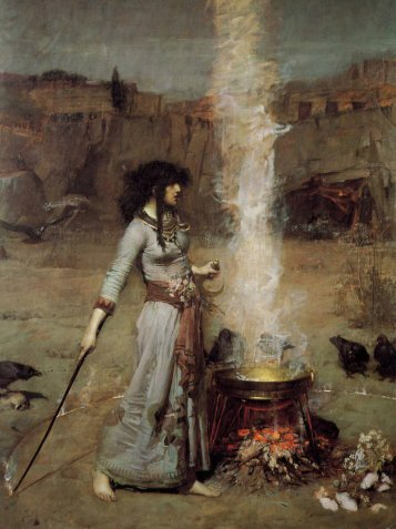 The Witch Cult of Western Europe