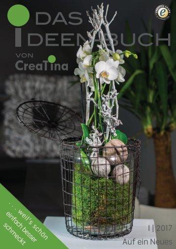 Ideen-Buch  I 2017 Auf ein Neues