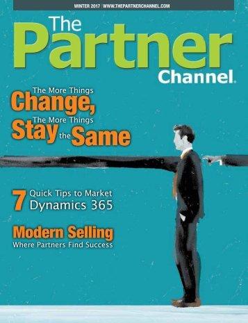 The Partner Channel Magazine Winter 2017