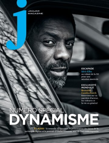 Jaguar Magazine DYNAMIC – Belgian French