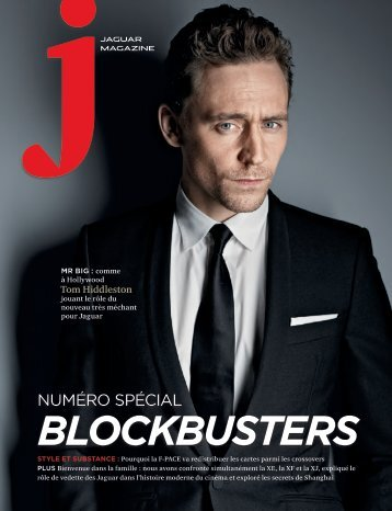 Jaguar Magazine BLOCKBUSTER – French