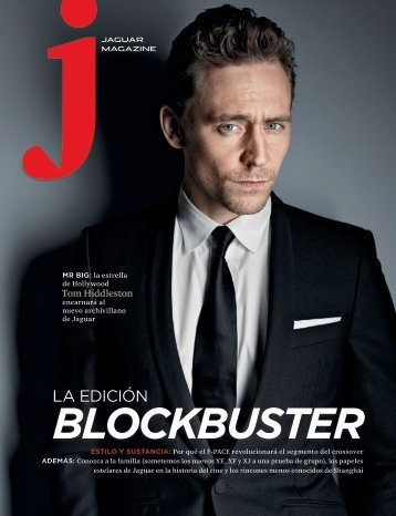 Jaguar Magazine BLOCKBUSTER – Spanish
