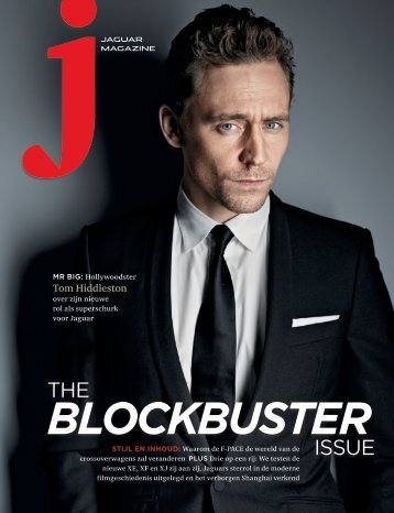 Jaguar Magazine BLOCKBUSTER – Belgian Dutch