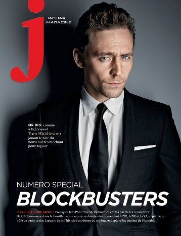 Jaguar Magazine BLOCKBUSTER – Belgian French
