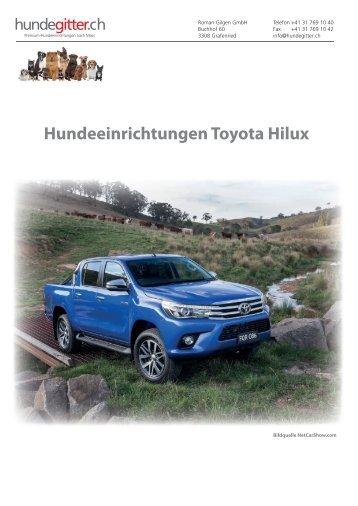 Toyota_Hilux_Hundeeinrichtungen